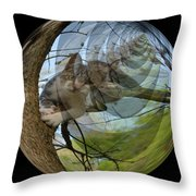 Save Forever Throw Pillow