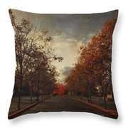 Save The Best For Last Throw Pillow