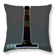 Save The Light Throw Pillow by Donna Bentley