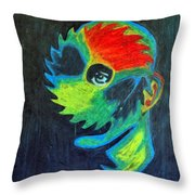 See Saw Throw Pillow