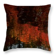 Say It Softly Throw Pillow