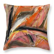 Say Yes Throw Pillow