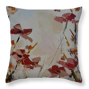 Scatterling Throw Pillow