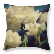 Scent Throw Pillow by Laurie Search