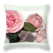 Scent-sation Throw Pillow