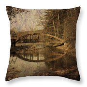 Schnecksville Throw Pillow