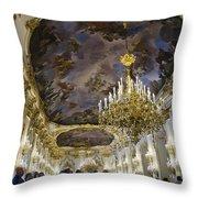 Schonbrunn Palace - Vienna Throw Pillow