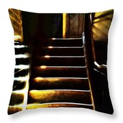 School Days Are Over Throw Pillow