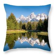 Schwabacher Landing Throw Pillow