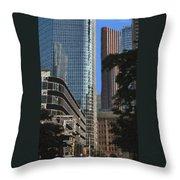 Scotiabank Throw Pillow