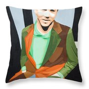 Scott Throw Pillow