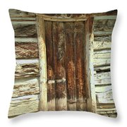 Scripture And Picture Revelation 3 20 Throw Pillow