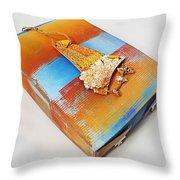 Sea Change Box Throw Pillow