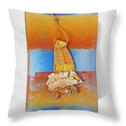Sea Change Throw Pillow