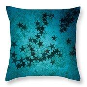 Sea Stars At Gordon Rocks Throw Pillow