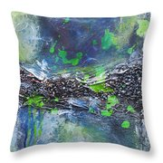 Sea World Throw Pillow