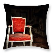 Search Of Being Throw Pillow