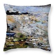 Seascape 451190 Throw Pillow