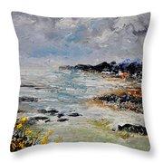 Seascape 452160 Throw Pillow