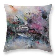 Seascape00037 Throw Pillow