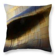 Seattle Emp Building 6 Throw Pillow