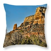 Sedona Arizona Xi Throw Pillow