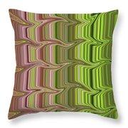 Sedona Energy Abstract Throw Pillow