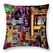 Minhag Yisrael Torah Throw Pillow