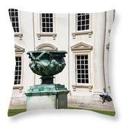 Senate House Cambrdige Throw Pillow