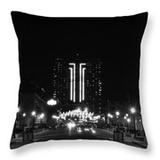 Seneca Niagara Casino Throw Pillow