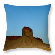 Sentinel Throw Pillow