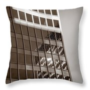 Sepia 6 Throw Pillow