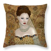 Serenity's Fall Throw Pillow
