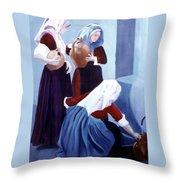 Sete Throw Pillow