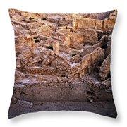 Seven Civilizations Throw Pillow