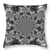 Shades Of Grey 2 Throw Pillow
