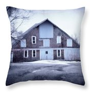 Shakes Throw Pillow