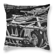 Shay Truck Throw Pillow
