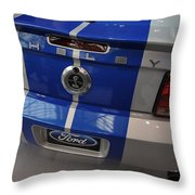 Shelby Ford Throw Pillow