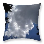 Shelby Township Throw Pillow