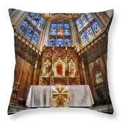 Shelter For Thy Soul Throw Pillow