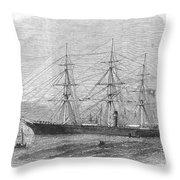 Shenandoah Surrender, 1865 Throw Pillow