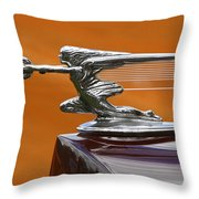 She's Fast Throw Pillow