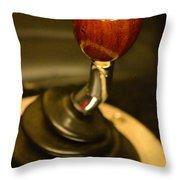 Shifter Throw Pillow