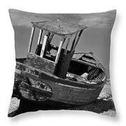 Shingle Sailor Throw Pillow