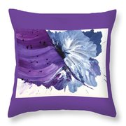 Shiraz Wave 2 Throw Pillow