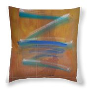 Shock Tide Two Throw Pillow