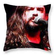 Shooter Jennings - Let It Rage Throw Pillow