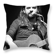 Shooter Jennings - Long Way From Home Throw Pillow