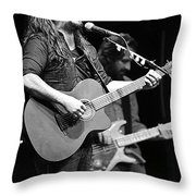 Shooter Jennings - Rights Throw Pillow